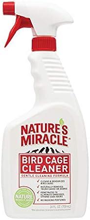 Nature's Miracle Bird Cage Cleaner & Deodoris