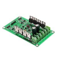 KESOTO 105 * 58 * 20mm デュアル チャネルDCモータ ドライバ ボード モジュール コントローラ回路パネル