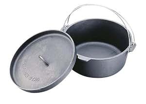 キャプテンスタッグ バーベキュー用 鍋 ダッチオーブン 30cm M-8616M-8616