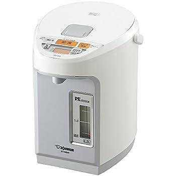 象印 電気ポット 2.2L VE電気まほうびん プライムホワイト CV-WA22-WZ