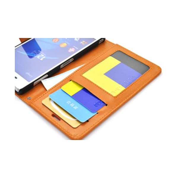 PLATA Xperia Z3 ケース 手帳型...の紹介画像5