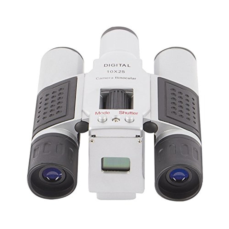 のVivitar 10 X 25のデジタルカメラ双眼鏡