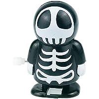 XEDUO ハロウィン 時計仕掛けギフト 巻き上げ お腹 ゴースト バウンス おもちゃ 教育玩具 Size:6X4cm 757997178075