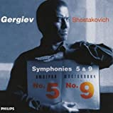 ショスタコーヴィチ:交響曲第5番&第9番