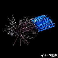 マルキュー(MARUKYU) ノリーズ ガンタージグ ライト 11g 159(ブラックブルーパープル)