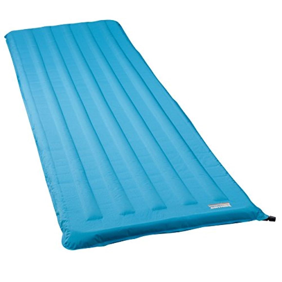 不機嫌ホース信号[サーマレスト]Therm-a-Rest BaseCamp AF Sleeping Pad スリーピングパッド MEDITERRANEAN BLUE [並行輸入品]