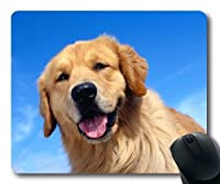 ゲームマウスパッド、フレンチブルドッグ子犬犬かわいいペット犬無料、精密シーミング、耐久性のあるマウスパッド