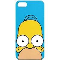 ザ・シンプソンズ ホーマーアップ iPhone5/5S対応 キャラクターカバー 男女共用 H12.6cm x W6cm SSPC120