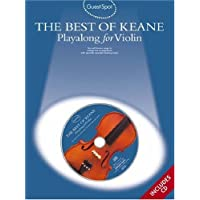 Guest Spot: The Best Of Keane - Playalong For Violin