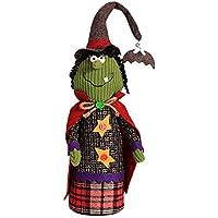 ぬいぐるみ かぼちゃ 魔女 人形 卓上飾り イースターハロウィーン 子供のおもちゃ free OVERMAL Toy b189