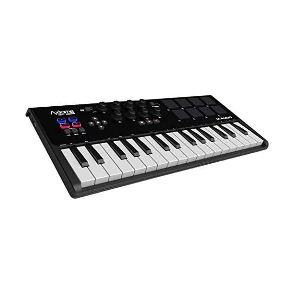 M-Audio USB MIDIキーボードコント...の商品画像