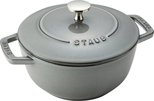 Staub Wa-NABE M グレー 40501-006