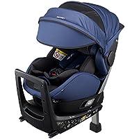 レカロ RECARO ゼロワン セレクト R129 ディープブルー RC6305.21849.07 回転式チャイルドシート(新生児から4歳頃) 新安全基準R129適合、ISOFIX取付けタイプ