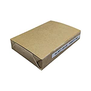 MC180-100 クラフト紙 両面無地ハガキ 厚手 100枚 DMやサンクスカードに最適!