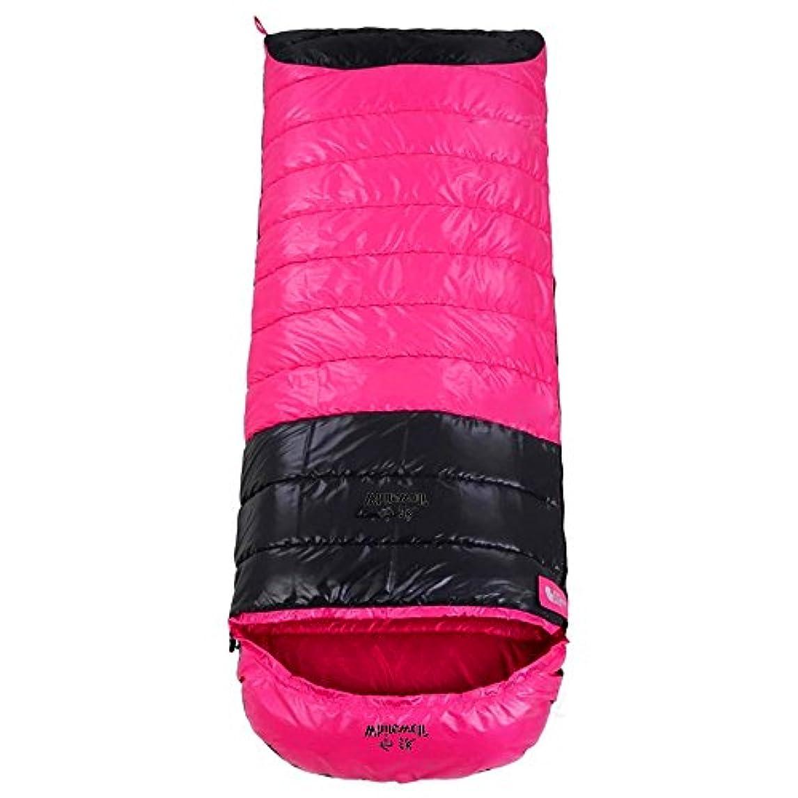 狐疑問を超えて完璧Okiiting 携帯用二重通気性の寝袋の暖かい絶縁材の強い二重寝袋の自由な延長品質保証 うまく設計された