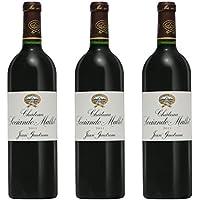 3本セット 空輸品 2011年 シャトー ソシアンド マレ 赤ワイン 750ml 3本