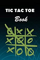 Tic Tac Toe Book: 120 Pages Over 1000 Games to Play