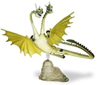 Dreamworks How To Train Your Dragon Zippleback 4 Inch Scale Action Figure