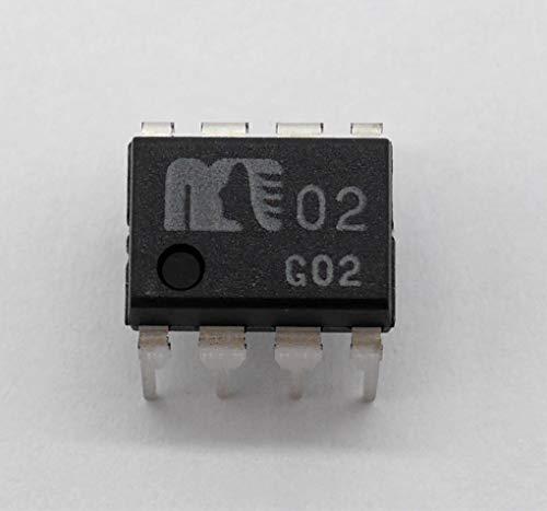 2回路入り バイポーラ入力 高音質オペアンプ MUSES02