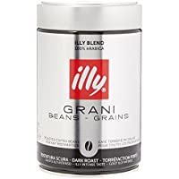 illy(イリー) エスプレッソ豆 ダークロースト 250g