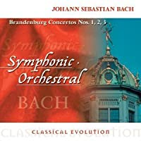 Classical Evolution: Bach Brandenburg Concertos Nos. 4, 5, 6 (1999-05-03)