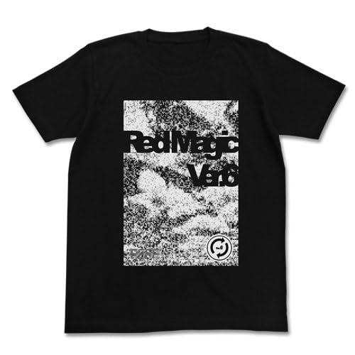 すべてがFになる THE PERFECT INSIDER レッドマジックVer.6 Tシャツ ブラック Lサイズ