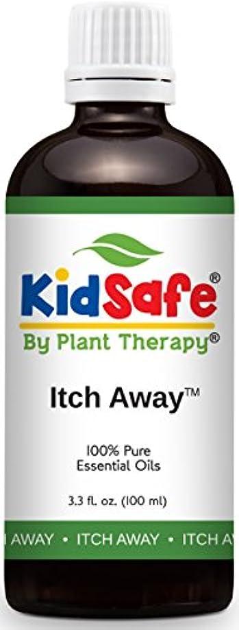 ことわざ着陸糸Plant Therapy KidSafe Itch Away Synergy Essential Oil Blend 100 mL (3.3 oz) 100% Pure, Undiluted, Therapeutic...