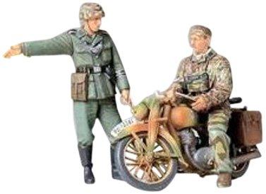 1/35 MM ドイツ軍用オートバイセット 35241