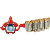 【電池付き】ポケットモンスター ウルトラゲット! ロトム図鑑