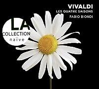 Vivaldi: Les Quatre Saisons, Fabio Biondi by Europa Galante (2013-08-27)