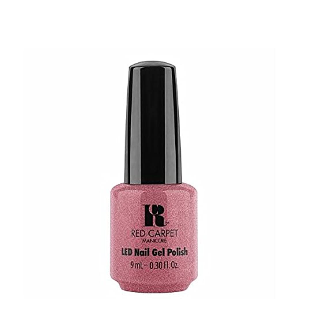 大事にする公園ペレットRed Carpet Manicure LED Gel Polish - Buttoned Up Babe - 9 ml/0.30 oz