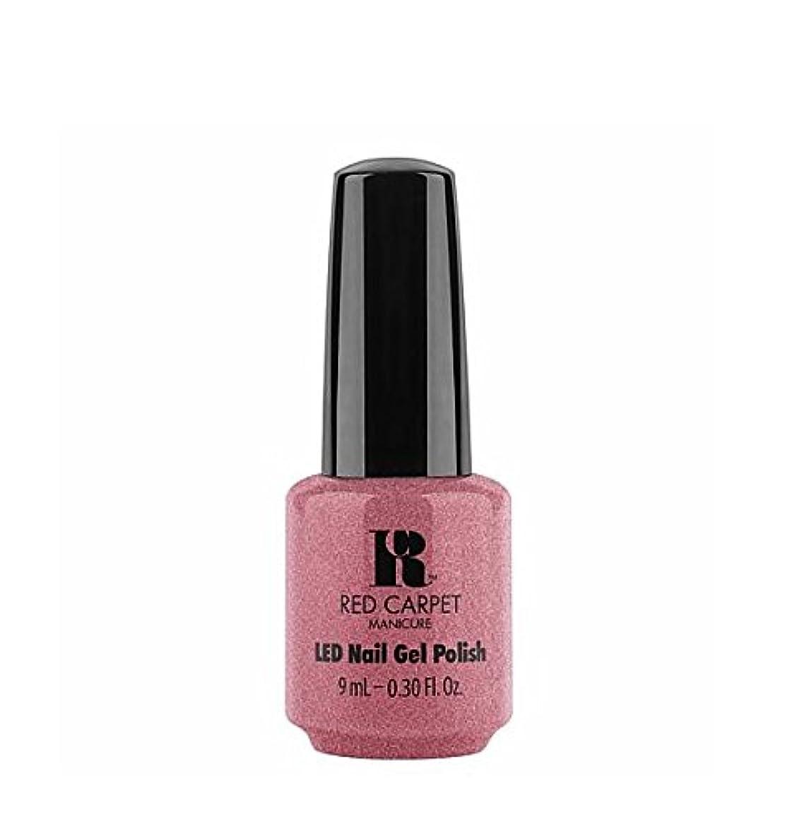 ロマンス日模倣Red Carpet Manicure LED Gel Polish - Buttoned Up Babe - 9 ml/0.30 oz