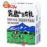南日本酪農協同 デーリィ霧島山麓牛乳 200ml×24本