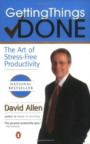 Getting Things Done: The Art of Stress-Free Productivityの詳細を見る