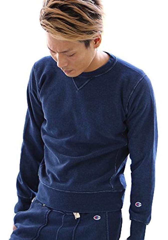 ばかげているフィットネス曲げる[チャンピオン] リバースウィーブ クルーネックスウェットシャツ C3-K003 メンズ