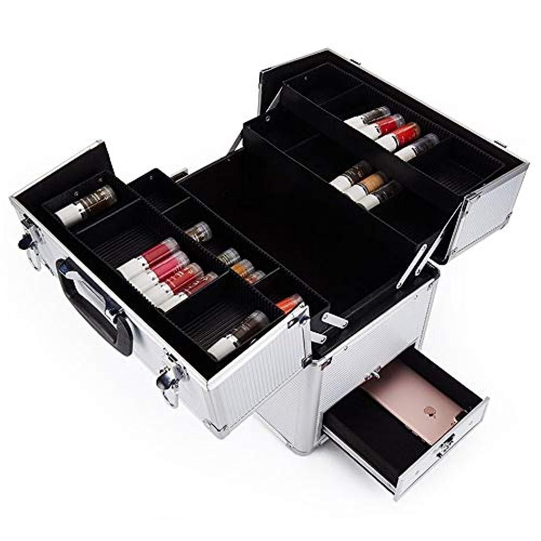 きゅうりモザイクガチョウ化粧オーガナイザーバッグ 多機能旅行メイクアップバッグパターンメイクアップアーティストケーストレインボックス化粧品オーガナイザー収納ボックス 化粧品ケース