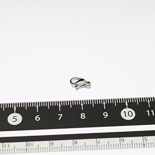 Amortis サージカルステンレス フック留め具(カニカン/クラスプ)(10mm)