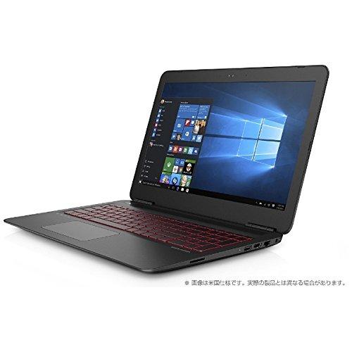 ヒューレット・パッカード ノートパソコン OMEN by HP 15-ax021TX(ゲーミングパソコン) X3C71PA-AAAA