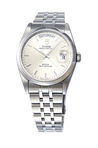 [チュードル]Tudor 腕時計 プリンス デイトデイ シルバーダイヤル 自動巻き 76200SI メンズ 【並行輸入品】