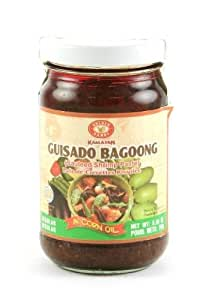 Kamayan Gisadong Bagoong Regular 250g カマヤン ギサド バゴーン