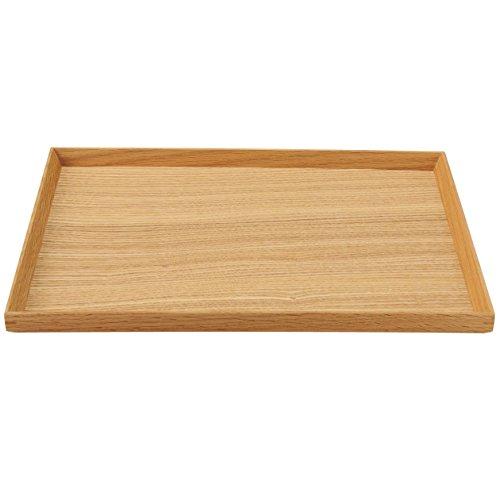 RoomClip商品情報 - 無印良品 木製 角型トレー 約幅35×奥行26×高さ2cm