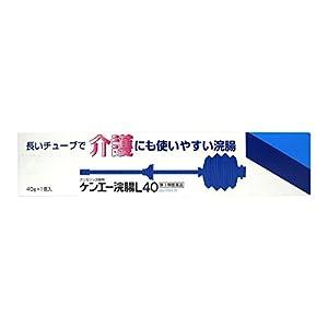 【第2類医薬品】ケンエー浣腸L40 40g
