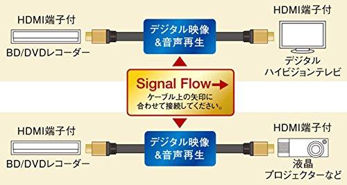 パナソニック HDMIケーブル 5.0m ブラック RP-CHKX50-K 1本