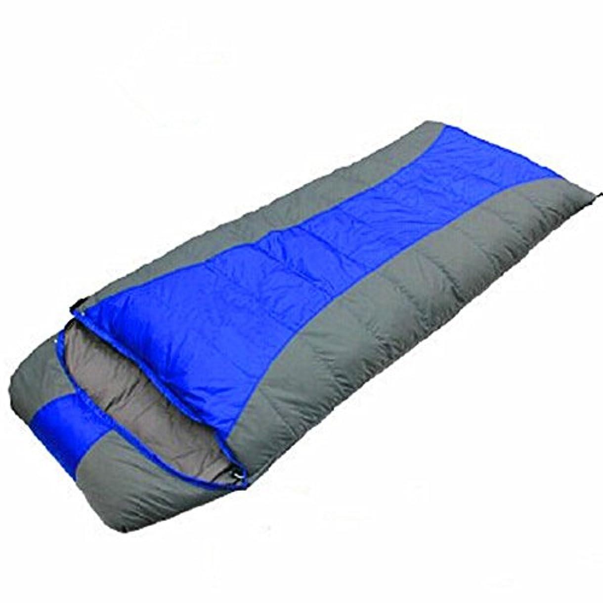 かすれたコンサルタント画面Waterly ポータブル二重寝袋、暖かい寝袋、通気性、快適、防湿、防水、品質保証 顧客に愛されて