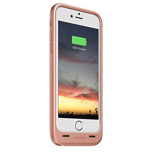 モーフィー・mophie juice pack air for iPhone 6s / 6 2750mAh バッテリーケース ローズゴールド MOP-PH-000121