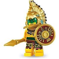 レゴ ミニフィグ【シリーズ7】 アステカ族の戦士