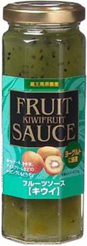 蔵王高原農園 フルーツソース キウイ160g×12個