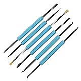 LVESHOP はんだ付け補助ツール、6個はんだ付け補助補助電子修復ツール溶接アクセサリーキット