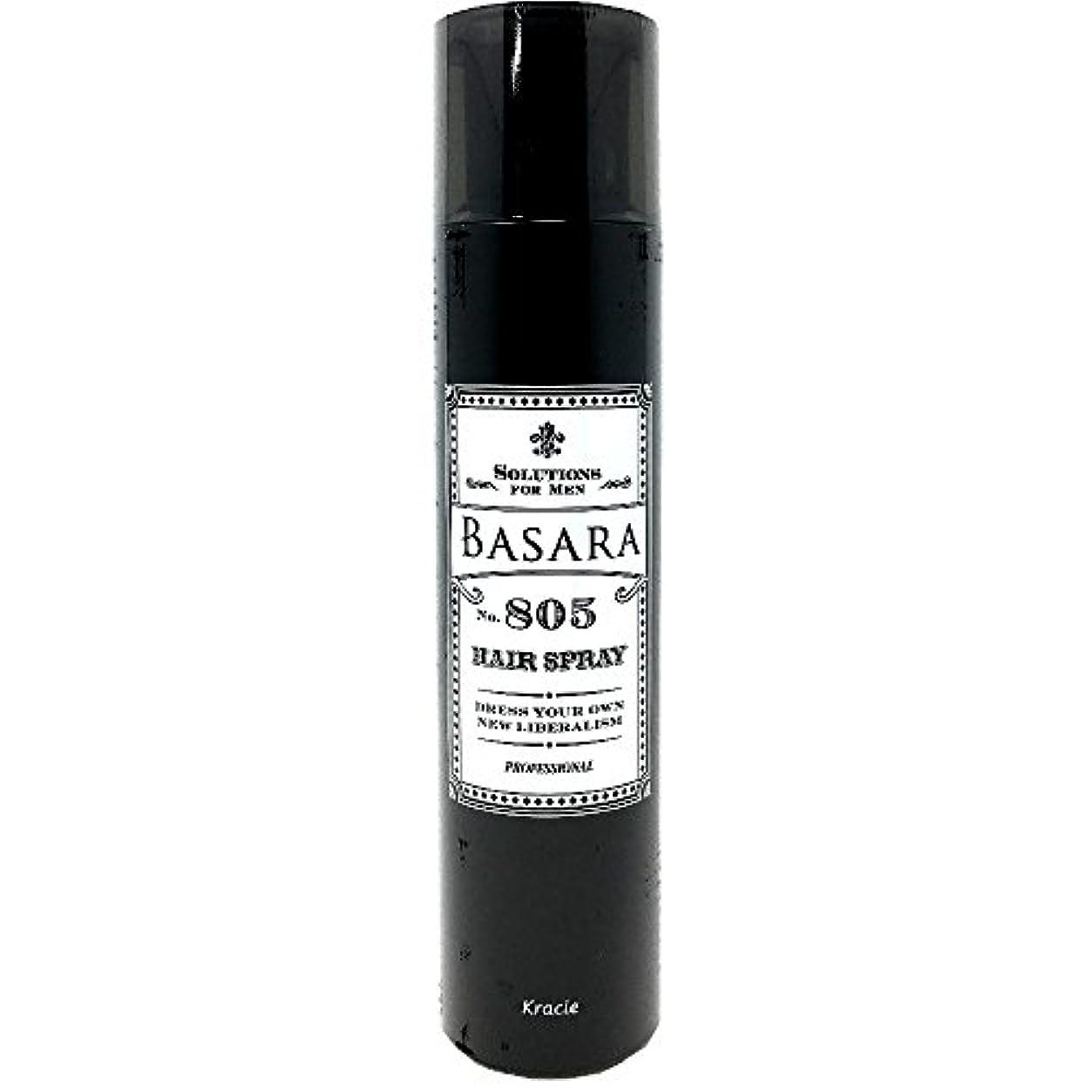 アサー非常に相反するバサラ ハードスプレー〔微香性〕〔整髪料〕