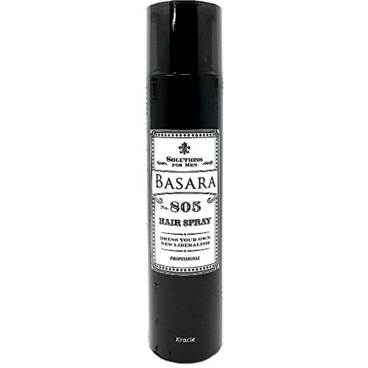 ランタンパット農業バサラ ハードスプレー〔微香性〕〔整髪料〕